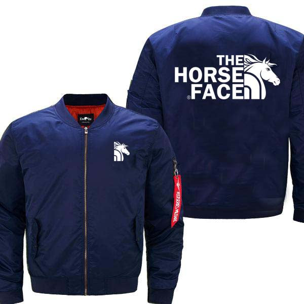 The Horse Face Bomber Jacket