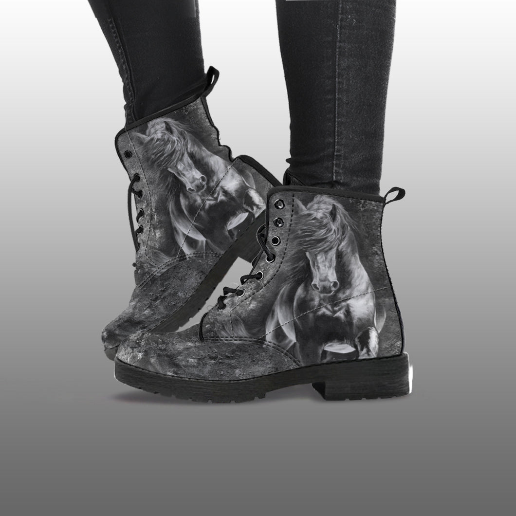 Horse Women's Boots - WS1014