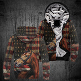 All Over Print Horse Jacket Version 04