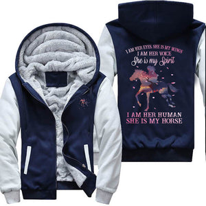 She Is My Horse New Jacket