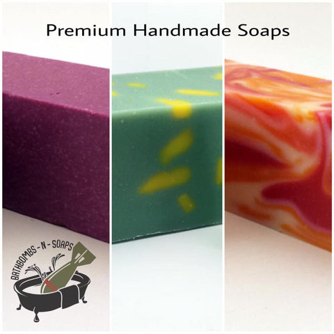 Premium Handcrafted Soap Bars