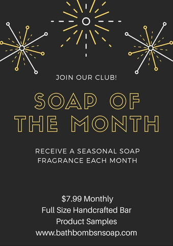Soap Of The Month