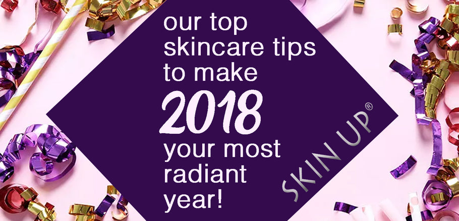 Resolve to Make 2018 Your Most RADIANT Year Yet!