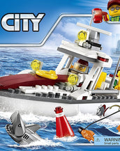 Lego City - Shark Week Collection