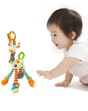 Giraffey Rattle + Teether