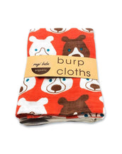 Organa Baby - Assorted Burp Cloths