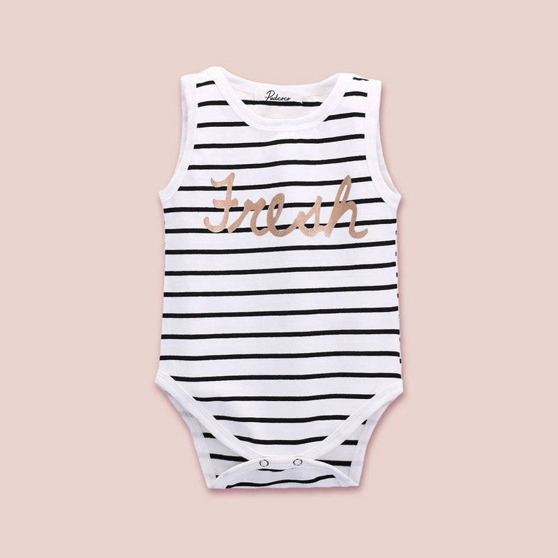 Simply Stated Onesie