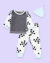 Pitta Pattern Geo Set
