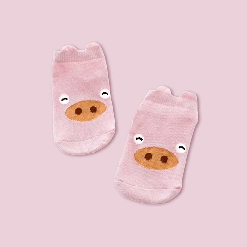 Piggy Wiggly Socks