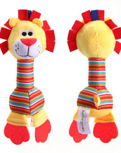 Animals Handbells Teether- Lion