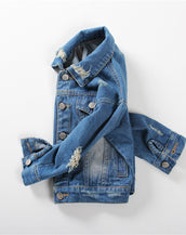 Hilltop Valley Denim Jacket