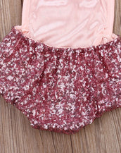Born to Sparkle Romper