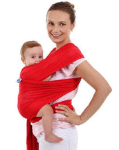 Love Bug Baby Sling- Red