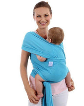 Love Bug Baby Sling- Sky Blue