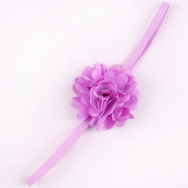 Orchid Grace Headband