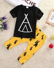 Camper Collective Teepee Set