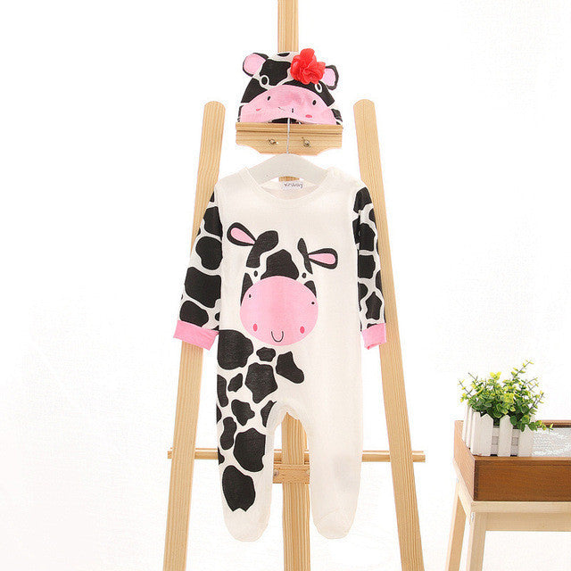 Bear Cub Sleeper Set