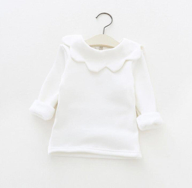 Mini Chic Ruffle Top