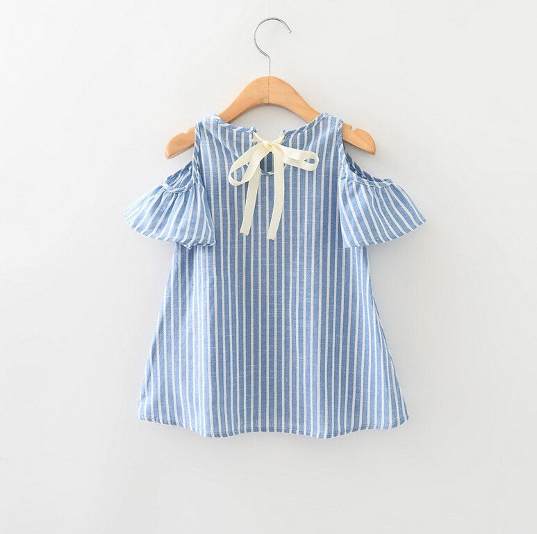 Seaside Bay Cotton Dress