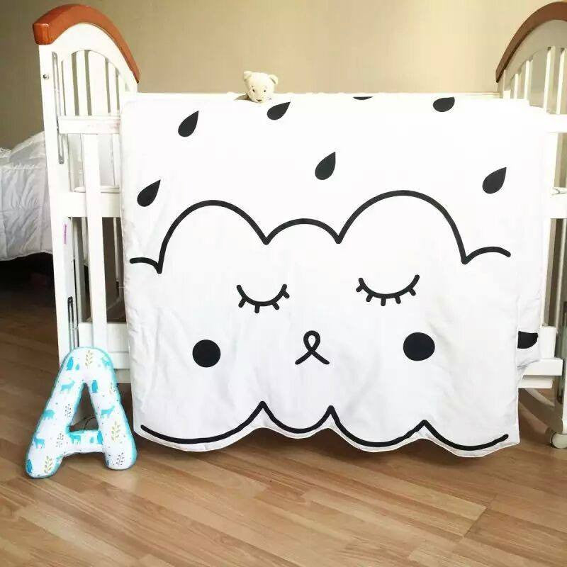Sweet Escapes Nursery Blanket