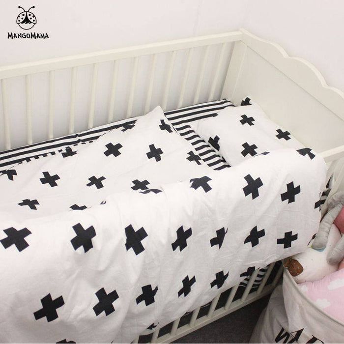Nordic Cross Bedding Set