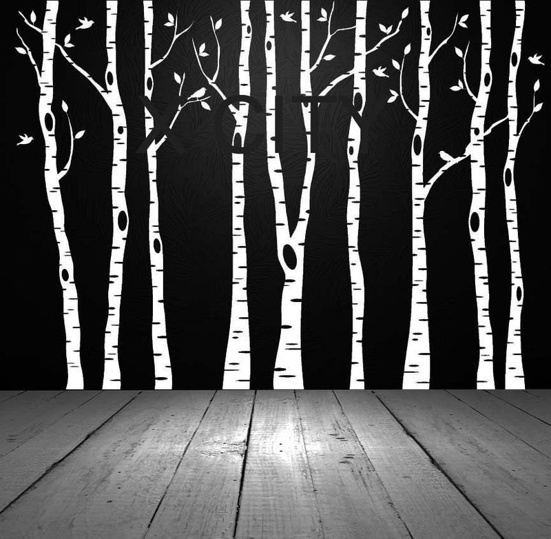Aspen Birch® Wall Tree Decals