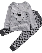 Ankle Critters 2pc Pajama Set