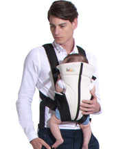 Premium Ergonomic Baby Carrier- Blue