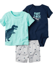 Hunky Baby 3pc  Set