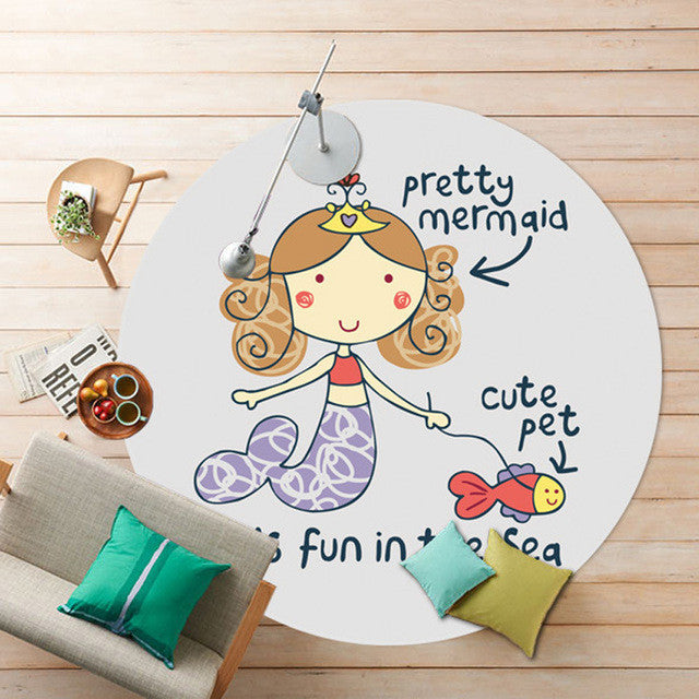 Story-Lyfe® Under the Sea Mat