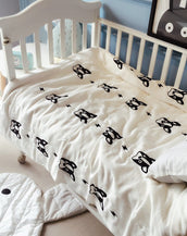 Bulldog Baby Set