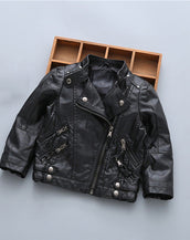 Ash and Aspen® Leather Jacket