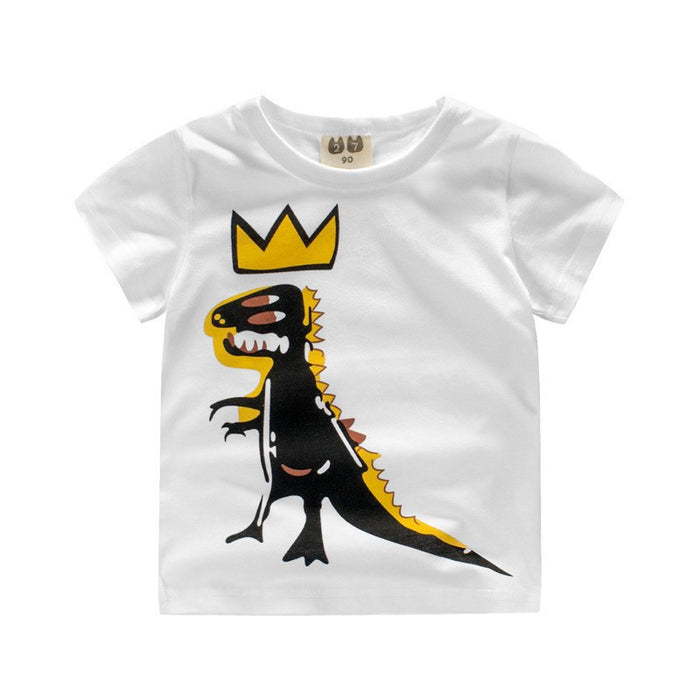 Crown Rex Tee