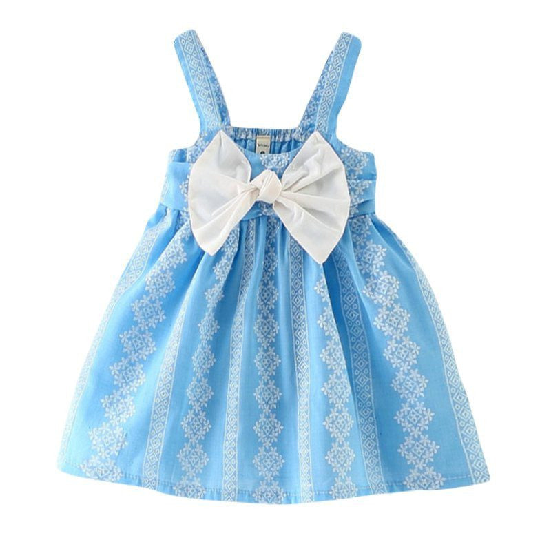 Maribella Bow Dress