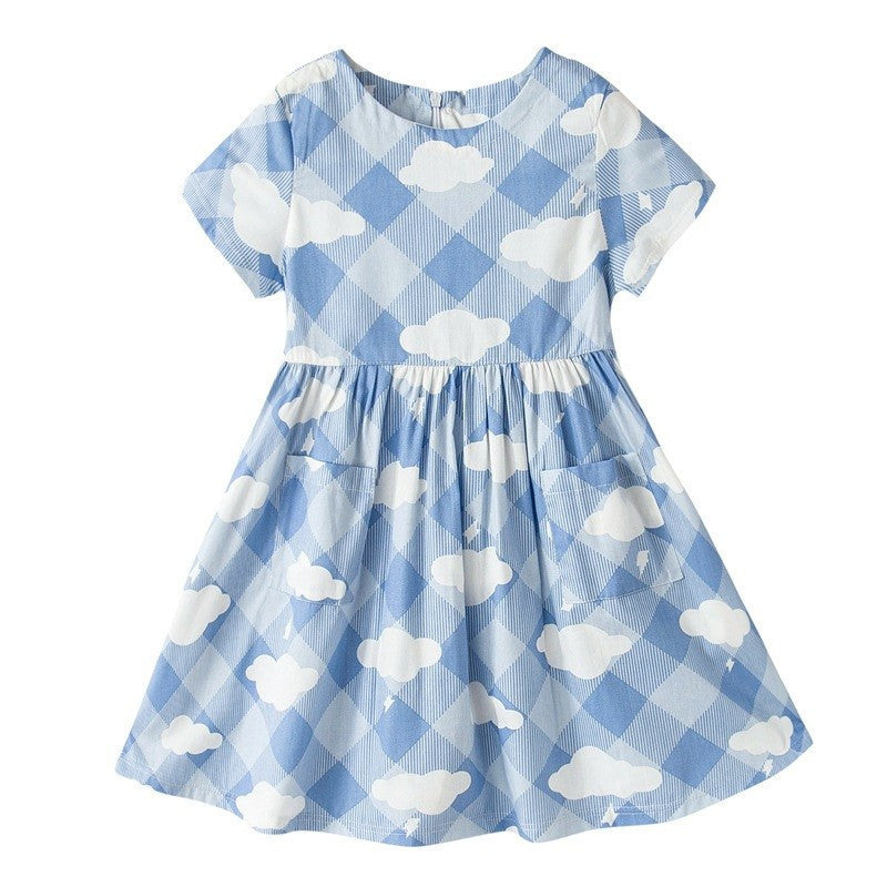 Cloud Dolls Fashion Dress