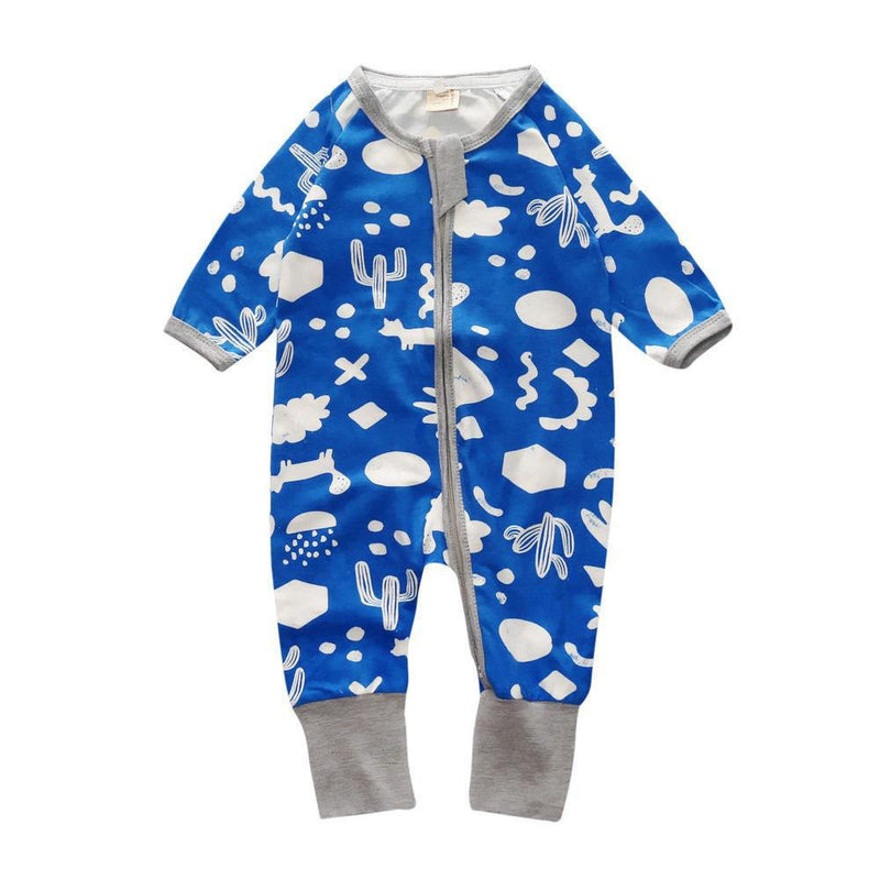Little Boy Blue Jumpsuit