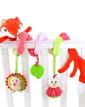 Baby Fox Crib Toy