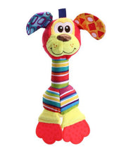 Animals Handbells Teether- Puppy