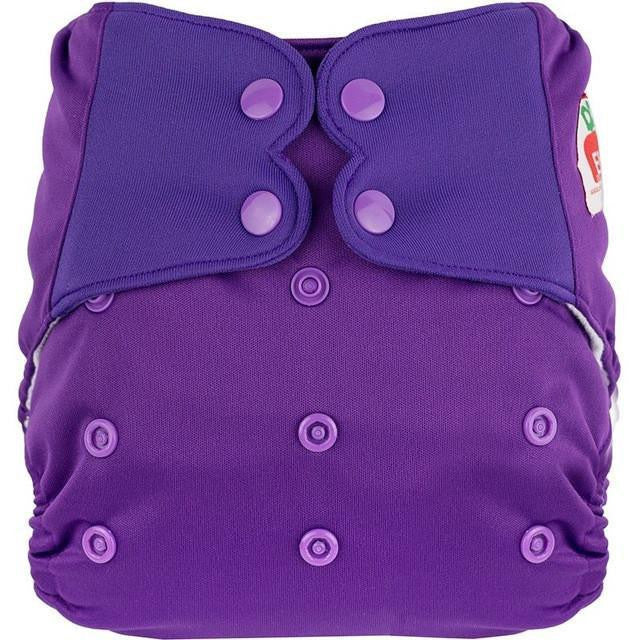 Diaper Nappy Swimmers- Purple