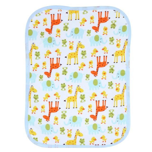 Safari Party Changing Pad-Small