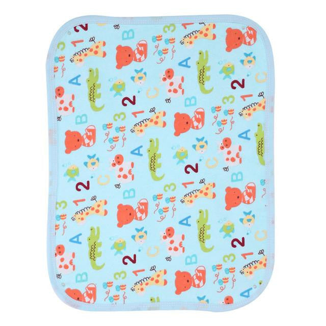 Zoo Changing Pad