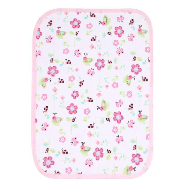Flower Child Changing Pad