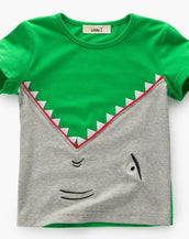 Open Wide Shark Tee
