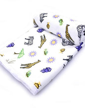 Baby Safari Changing Pad- Large