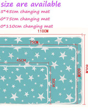 Blue Sky Portable Changing Mat- Large