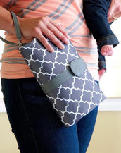 Mod Mom Diaper Changing Travel Clutch