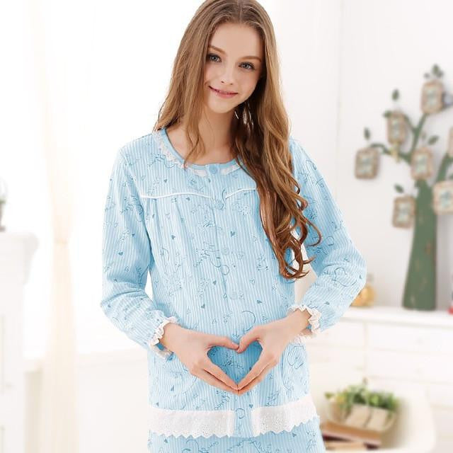 Mornings Abliss Pajama Set