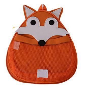 Aqua Fox Bath and Toy Basket