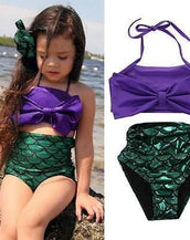 Little Miss Mermaid Bikini