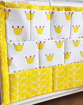 Reigning Babe Crib Pockets
